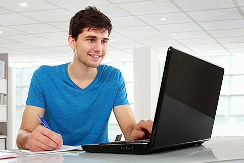 Online courses for busy students